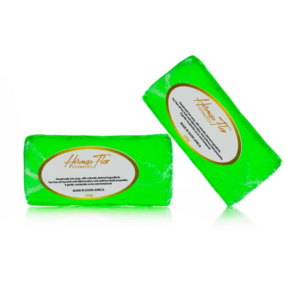 Tea Tree oil Bar Soap (Two Pack)