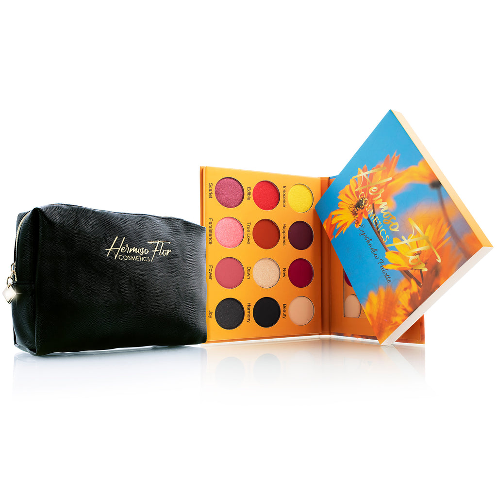 Daisy Eyeshadow Palette + Hermosa Essentials Bag