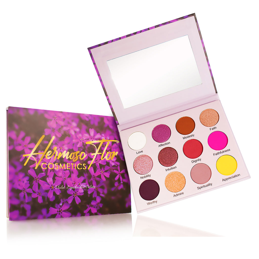 Violet Eyeshadow Palette ( Launch Day Price )