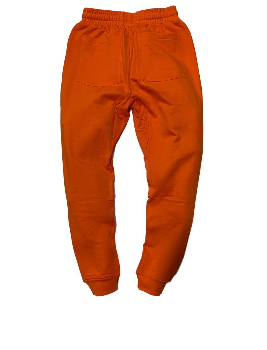 Big Leaf Orange Sweatpants