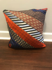 Made to Order Tie Memory Pillow