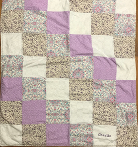 Made to Order Toddler/Baby Quilt