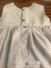 Load image into Gallery viewer, Made to Order: Custom Man's Dress Shirt into Little Girls Dress