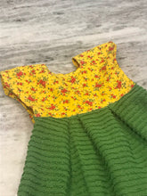 Load image into Gallery viewer, Farmhouse/Vintage Doll Dress Towel