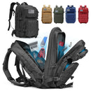 50L Capacity Military Tactical Backpack Men Army Large Backpack