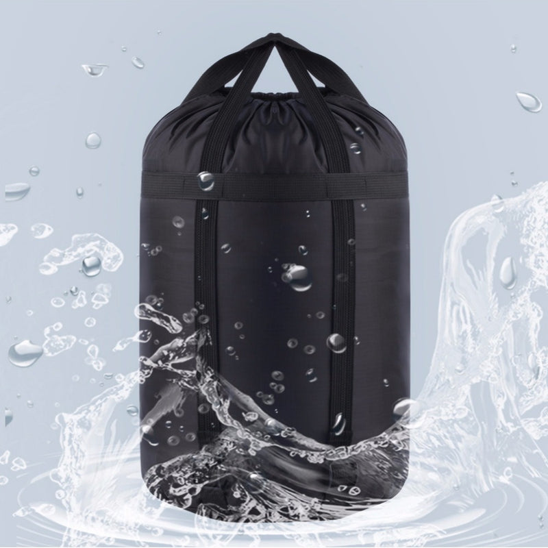 Outdoor Waterproof Compression Stuff Sack Convenient Lightweight  Sleeping Bag