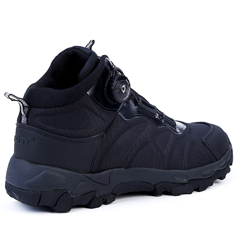 Breathable Men Shoes Army Ankle Boots Safety Tactical Military Combat Boots