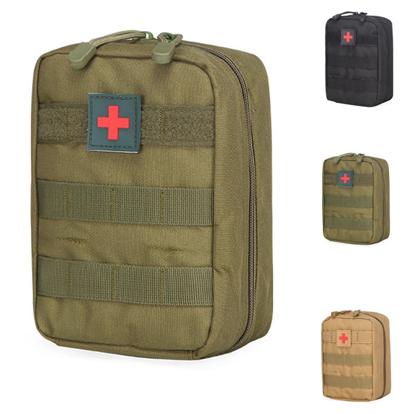 FirstAid  Molle Medical Pouch