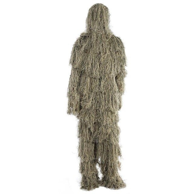 Camouflage Ghillie Suits for Hunting