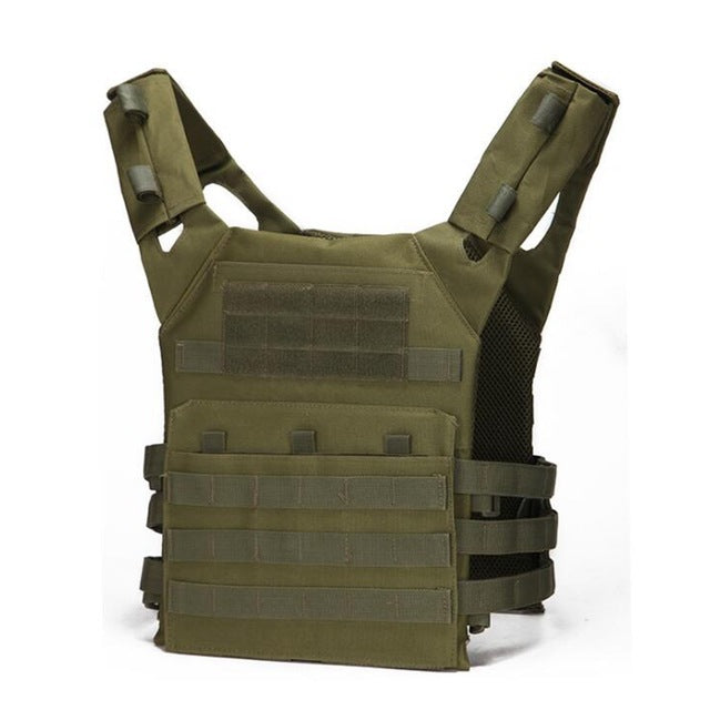 Wholesale Army Green Tactical Combat Vest JPC Outdoor Hunting