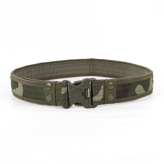 Combat Belts Quick Release 5Colors 130cm 2019