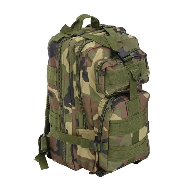 Military Tactical Rucksacks Backpack Travel Bags 25L-30L