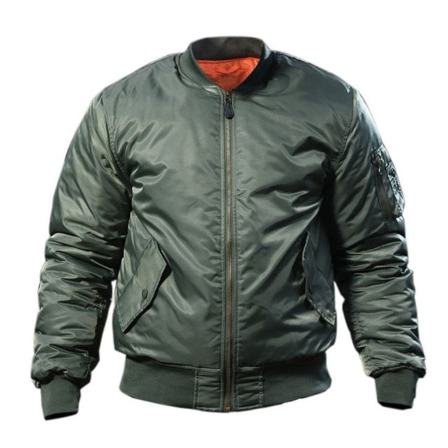 MA1 Army Fly  Jacket Mans Winter Warm Jacket
