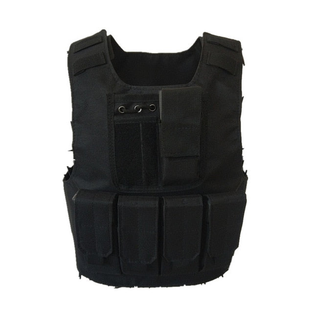 Kids Camouflage Tactical Bulletproof Vests
