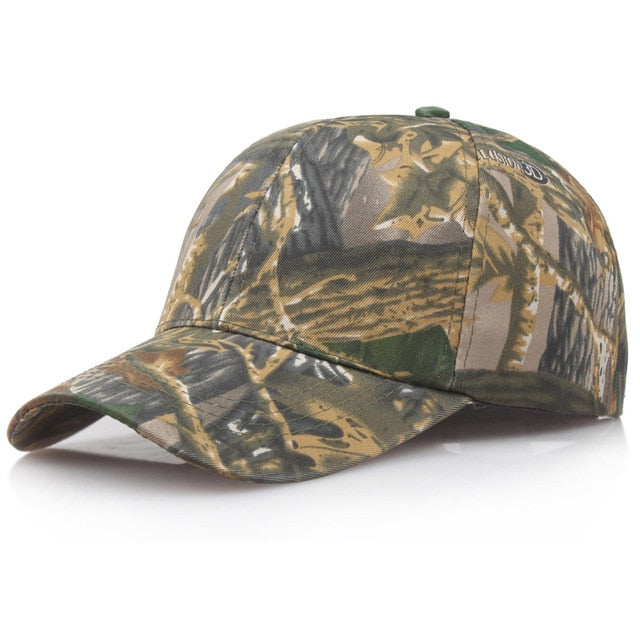 2019 New Tactical Cap Outdoor Sport Snapback Stripe Caps Camouflage Hat
