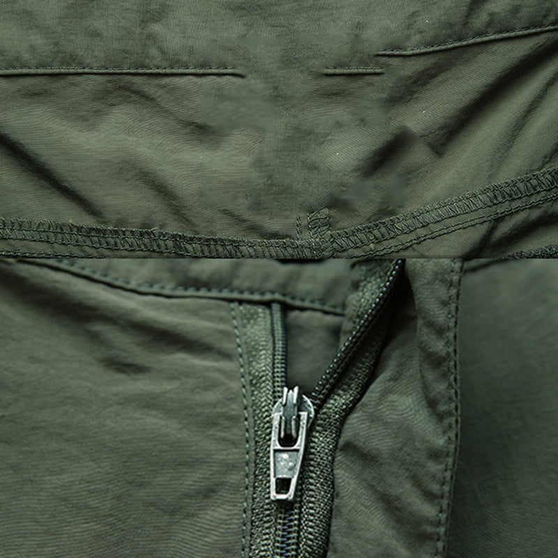 Tactical Pants Military Cargo Pants Men  Solid color Clothes