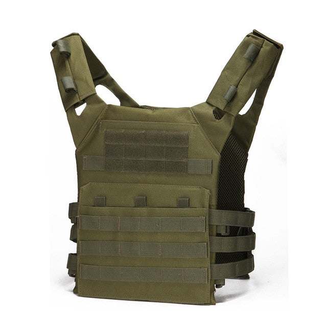 600D Hunting Tactical Military Molle  Vest