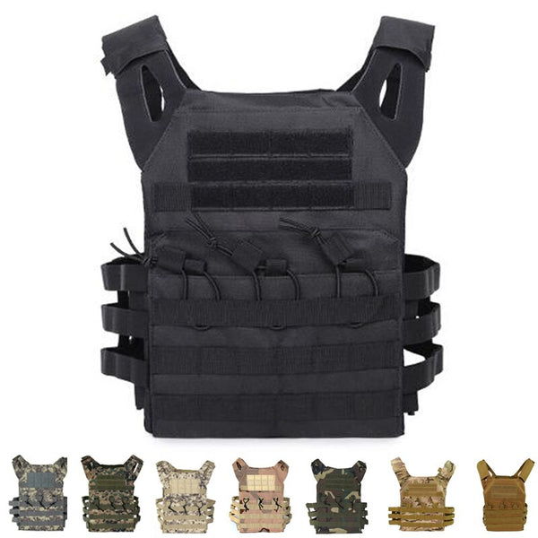 Hunting Tactical  Molle Plate Carrier Vest