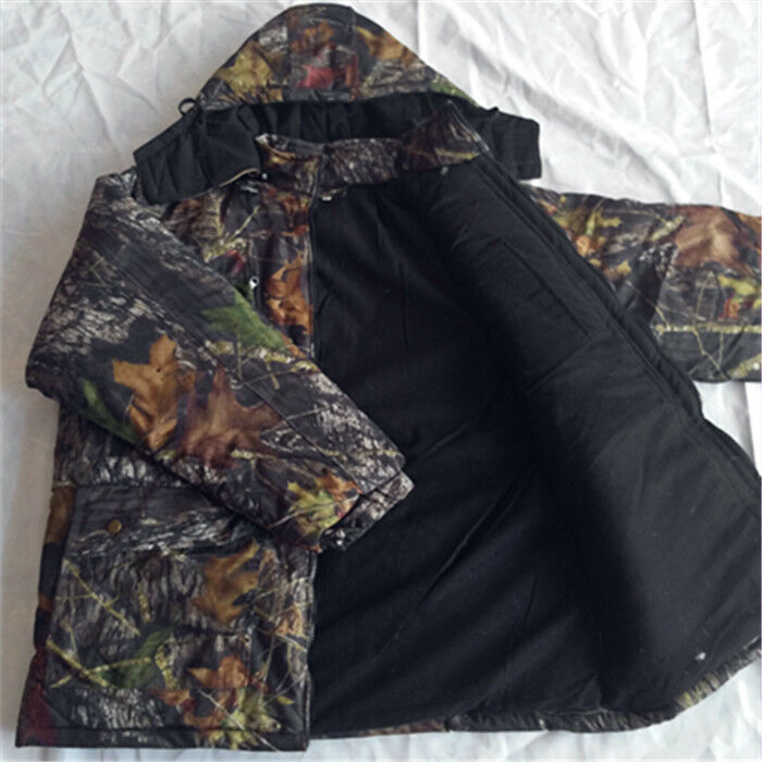 Winter Bionic Camouflage Hunting Clothes  for Fishing Bird Watching
