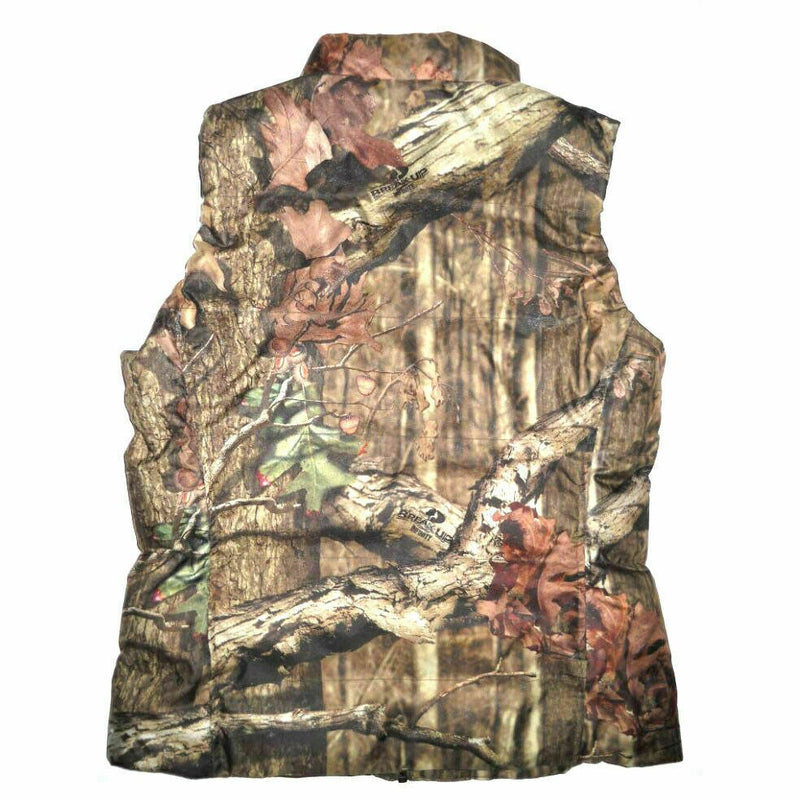 Winter Thermal Bionic Camouflage Vest Camo Padded Outwear Clothes for Hunting