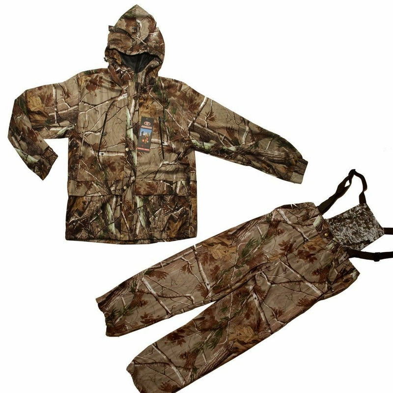 Bionic Camouflage Water Resistant Ghillie Clothes for Hunting Fishing