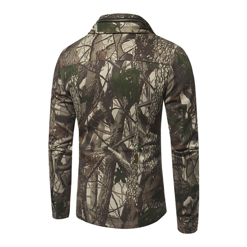 Jungle Camouflage Jacker Camo Clothes for Hunting &Fishing