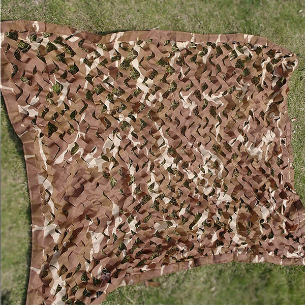 1.5X3M Desert Net Camouflage Nets  Military Hunting Camping Outdorr Shelter Car Tent