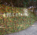 3x5m Oxford Woodland Jungle Camo  Net Hunting Camouflage Net  Camping Tent Sun Shelter Car Cover