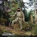Winter Outdoor Hunting Ghillie Suits for Hiking Camping