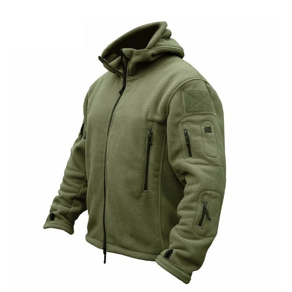 New Military Men Fleece  Jacket