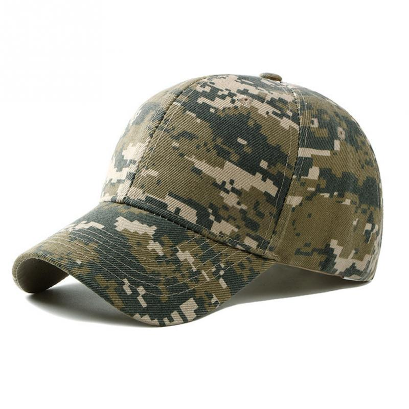 Outdoor Sport Climbing Caps Camouflage Hat