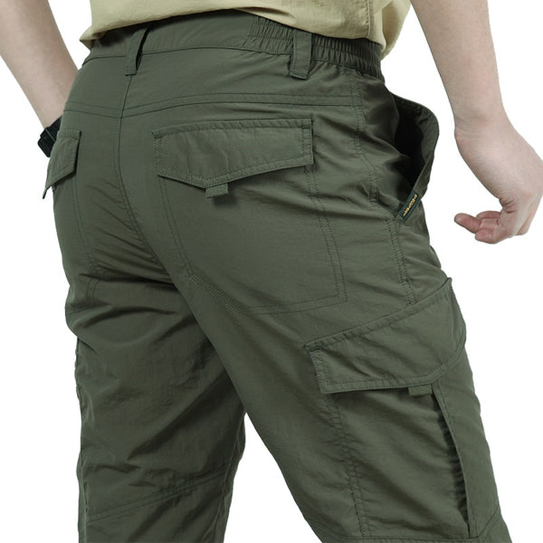 Men lightweight Breathable Quick Dry Pants