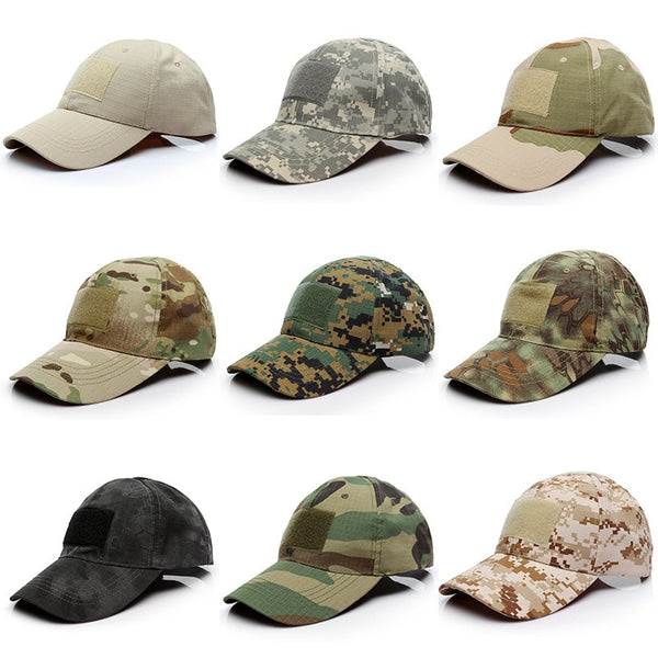 Military Cap Men Outdoor Sport Snapback Caps