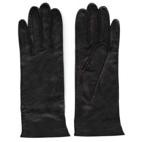 Mid length Leather Driver Glove