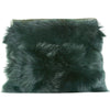 Fur Pillow Clutch