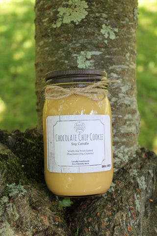 Chocolate Chip Cookies Soy Candle