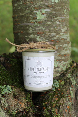 A Thousand Wishes Soy Candle