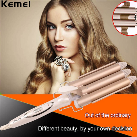 Amazing Automatic Hair Curler, Easy to Use at Home!