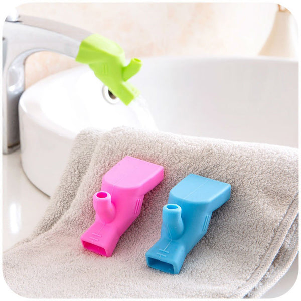3 Packs Silicone Faucet Drinking Fountain, Fits All Taps!