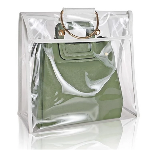 Stylish Transparent Dust Bag