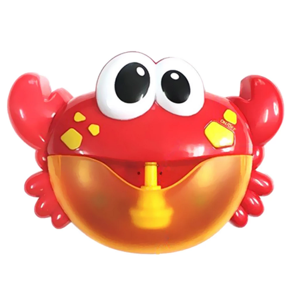 Children's Bath Bubble Machine, Crab and Frog!