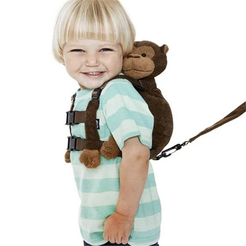 Baby Walking Safety Harness Backpack