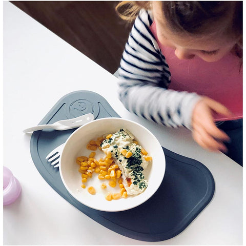 Baby Non-Slip Buckle Table Mat & Plate