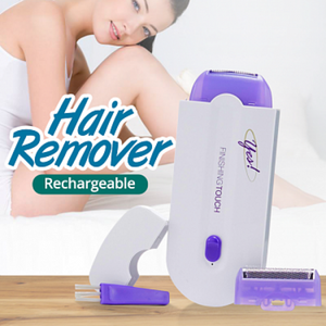 EASY TO HOLD GARMENT & FACIAL TRIMMER