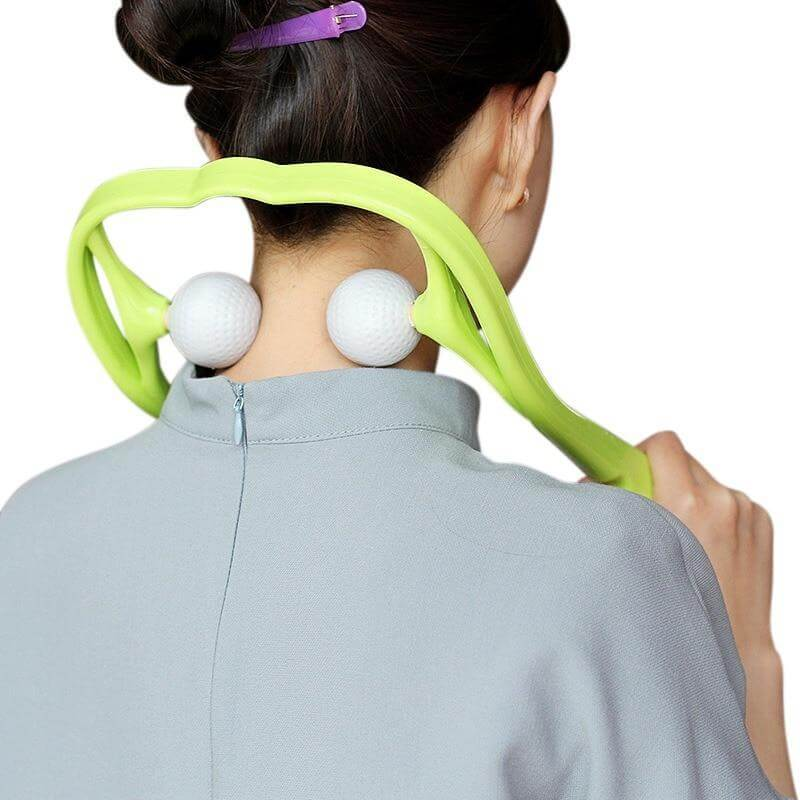 Dual Trigger Point Self-Massage Tool