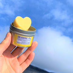 Lotion Bars for Hands & Feet - unscented