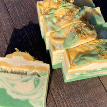 Load image into Gallery viewer, Fresh Avocado & Cucumber Natural Soap