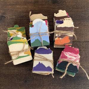 Soap End Samples