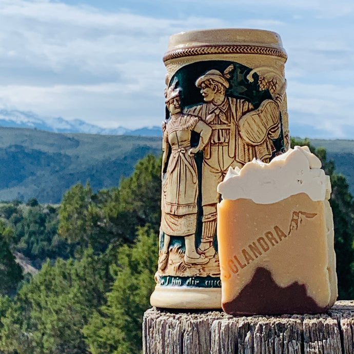 Colorado Micro Brew Beer Natural Soap