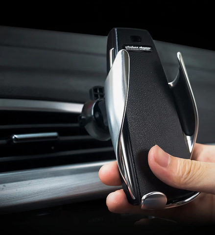 Clipster Wireless Car Charger